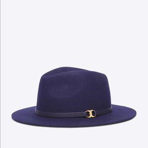 TORY BURCH Gemini Link Fedora Hat